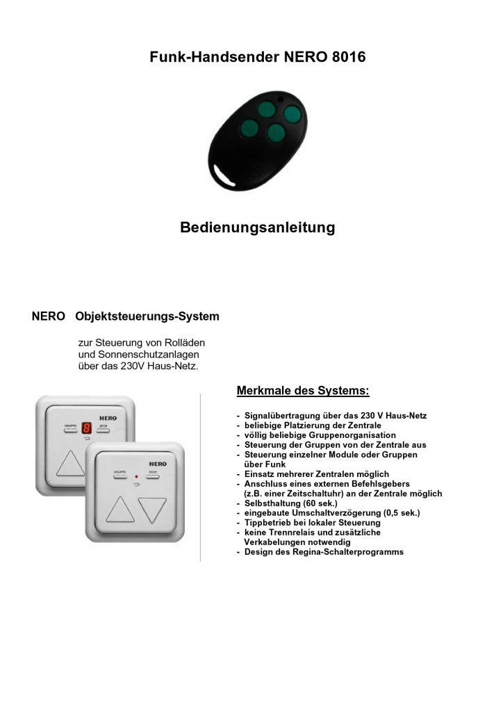 Verdrahtet | RUFALEX Rollladen-Systeme AG - Part 3