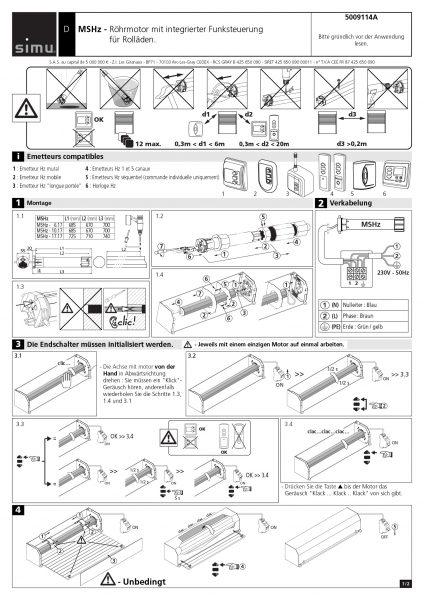 Datenbank | RUFALEX Rollladen-Systeme AG
