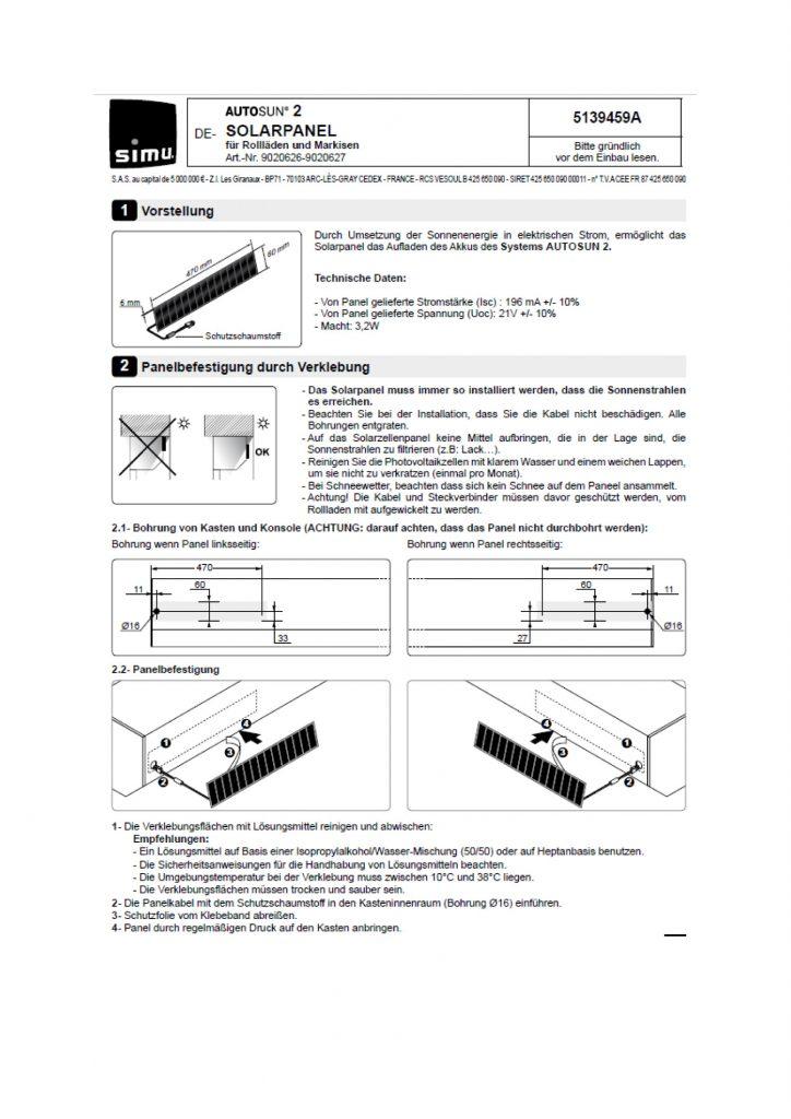 ECOMONT 12+ ECONOMIC 37 | RUFALEX Rollladen-Systeme AG